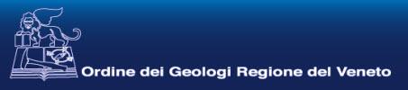ordine geologi veneto