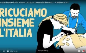 Ricuciamo insieme l'Italia