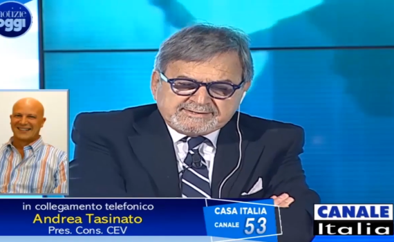 tasinato canale italia